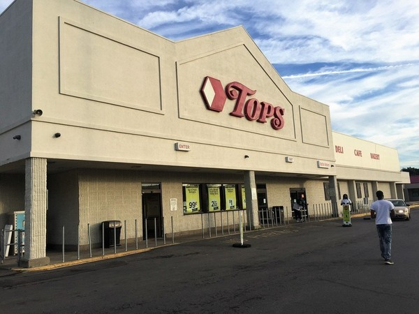 The Tops supermarket in Valley Plaza in Syracuse opened in 2012 and is scheduled to close by the end of November 2018.