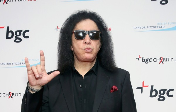 Gene Simmons attends Annual Charity Day hosted by Cantor Fitzgerald, BGC and GFI at BGC Partners, INC on September 11, 2018 in New York City.