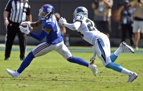 Ny Giants Lose To Panthers On 63 Yard Field Goal Syracuse Com