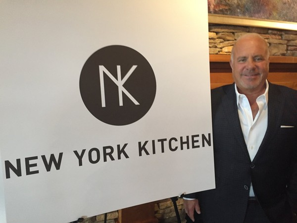 Rob Sands, CEO of Constellation Brands and chairman of the board for New York Kitchen (formerly the NY Wine & Culinary Center) in Canandaigua. Sands announced Wednesday he is stepping down as Constellation's CEO in March. (Don Cazentre)