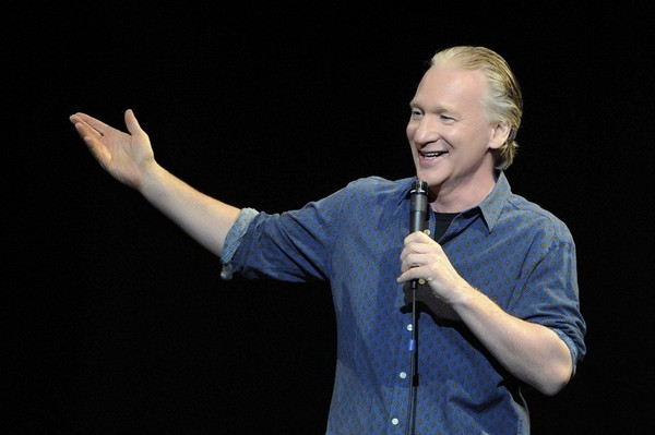 Comedian and satirist Bill Maher
