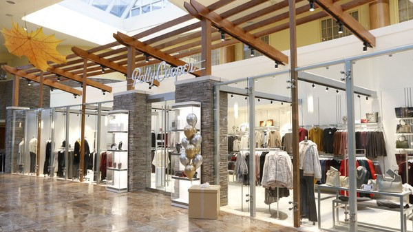 One of the new boutique shops now open at Turning Stone Casino(Provided photo)