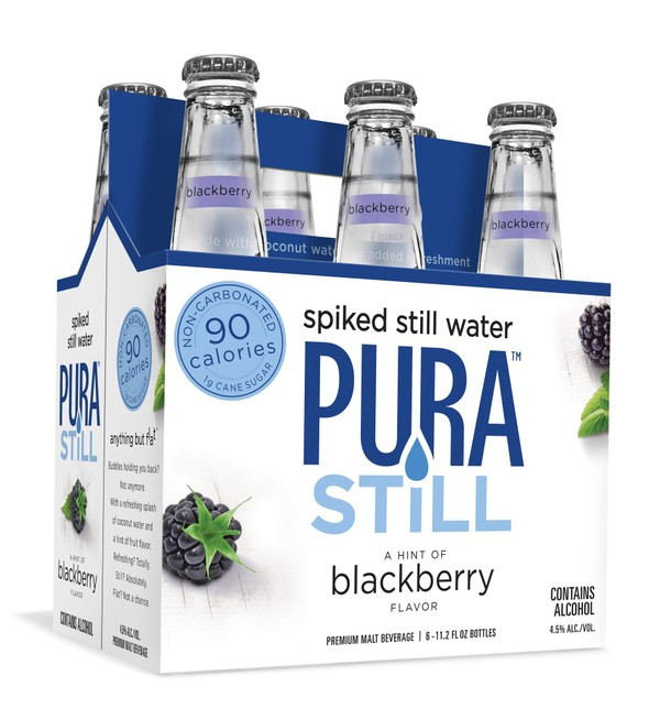Pura Still is a new uncarbonated alcoholic flavored water drink that will be produced by the parent company of Genesee Brewery and made in Rochester.  (Pura Still )