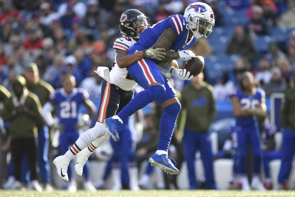 Now former Buffalo Bills receiver Terrelle Pryor finished his career with the team with just two receptions for 17 yards and no touchdowns.
