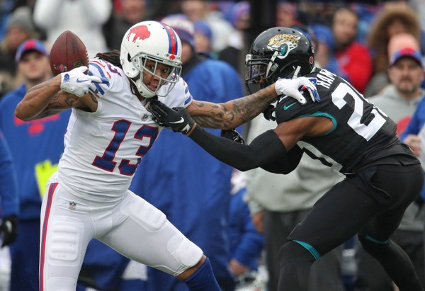 Buffalo Bills general manager Brandon Beane called Kelvin Benjamin a warrior and someone the team was still evaluating just four days before they released the struggling receiver..