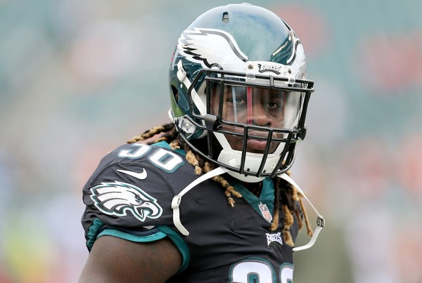 Jay Ajayi is expected to see a bigger role with the Eagles on offense this season. (Tim Hawk | For NJ.com)