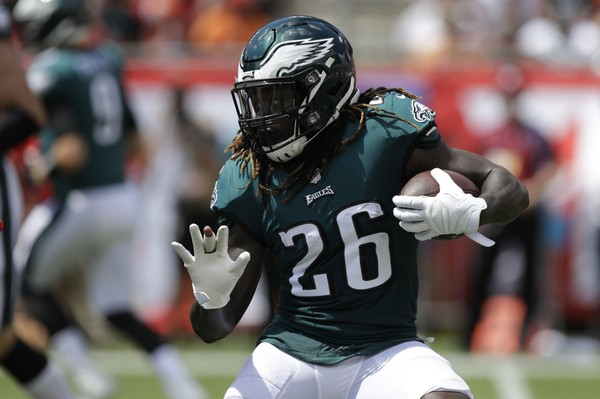 Eagles Jay Ajayi Darren Sproles Miss Wednesday Practice