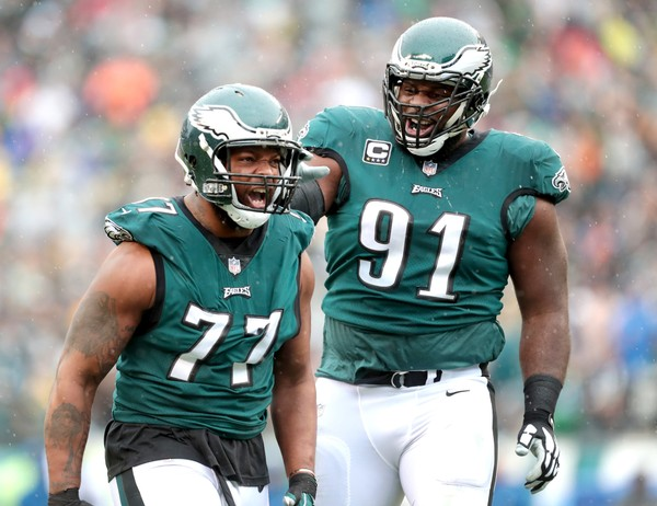 Do Eagles have NFL\'s best defensive line? Pro Football Focus thinks ...