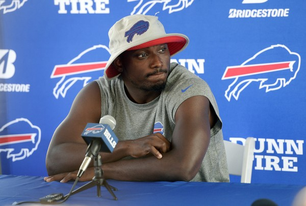 Bills running back LeSean McCoy was asked about a possible reunion with the Philadelphia Eagles.