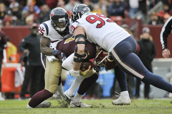 Redskins' Alex Smith suffers gruesome injury | Did Eagles ...