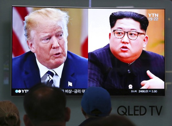US  officials in North Korea to prepare for USA  summit