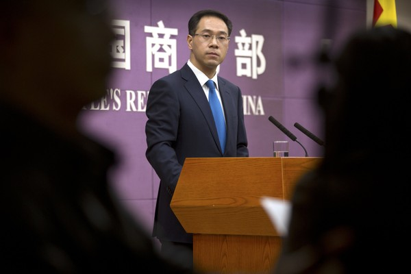 China: 'We're Ready to Retaliate Against US Tariffs'