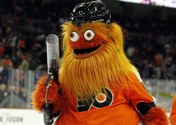 757379a8 Which sports mascot is pure nightmare fuel: Gritty or King Baby ...