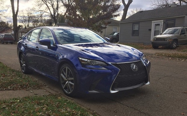 What We Liked And Didnu0027t Like: 2017 Lexus GS350 F SPORT