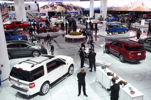 Check Out The Press Conference Schedule For The Detroit Auto - Car show schedule