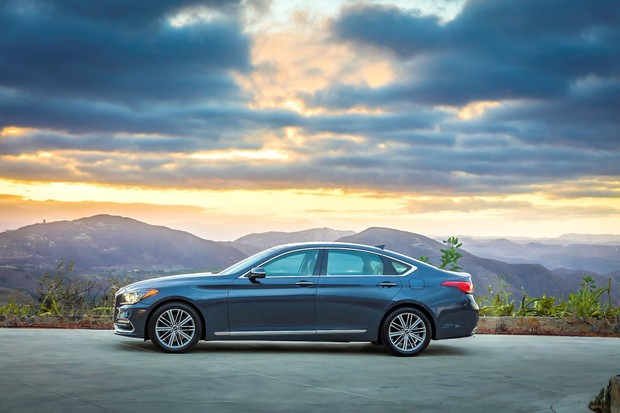 2018 Genesis G80 Awd 3 8 What We Liked And Didn T Like Mlive Com