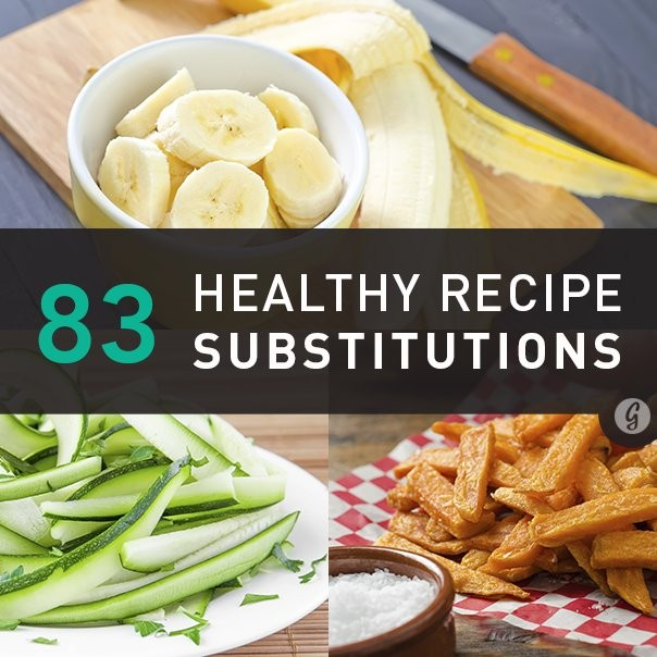 83 healthy recipe substitutions mlive forumfinder Images