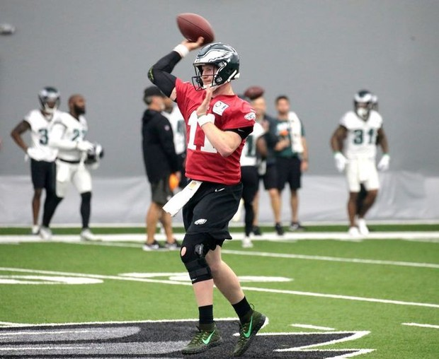 Eagles fans should be very confident about Carson Wentz (and other thoughts from a crazy Tuesday)