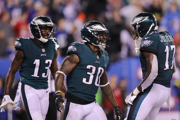 Eagles Week 6 report card: How the offense, defense and specials teams played in 34-13 win vs. Giants