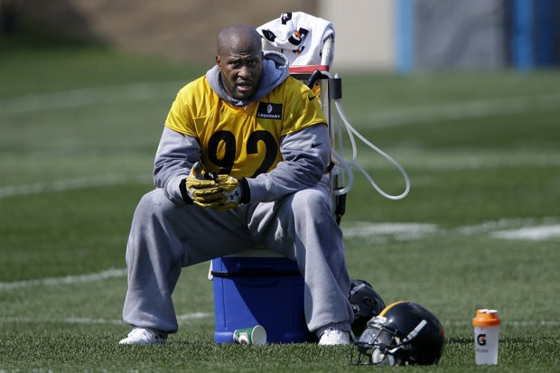 Pittsburgh Steelers James Harrison