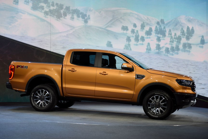 Ford Launches Build Your Own Ranger Website Pricing Starts At 25k