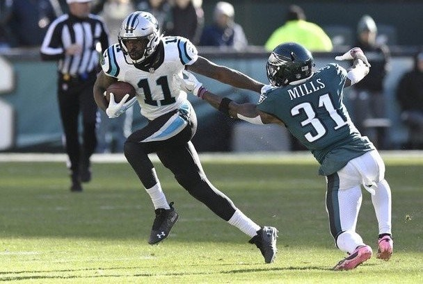 Eagles players react to letdown loss against the Panthers  55d26d6f1
