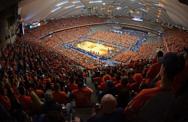 Where Does Carrier Dome Rank Among ACC Basketball's