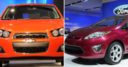 Report says GM, Ford plan to kill off the Sonic, Fiesta, Taurus with eyes on more