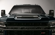 Chevy releases teaser image of 2020 Silverado HD 18 months ahead of reveal