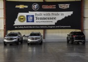 GM to add shift, 700 jobs to Tennessee factory responsible for GMC, Cadillac SUVs