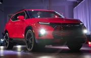 Chevy to bring back Blazer as crossover SUV next year after 14-year absence