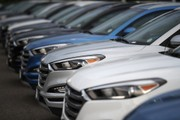 Auto sales up through 1st half of year, but analysts warn of less rosy future