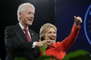 Analysis: Who had the worst week in Washington? Bill and Hillary Clinton