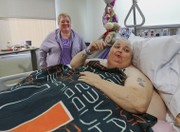 130-pound tumor removed from Mississippi man who was told he was just fat