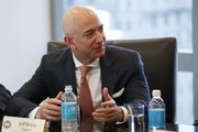 Jeff Bezos is now worth more than $100 billion, fueled by surging Amazon shares