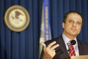 Fired US Attorney Bharara backs Democratic Ohio AG candidate