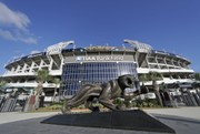 6 wounded after possible gang-related shooting near Florida stadium