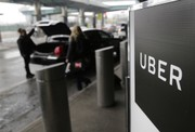 Uber is sued over massive data breach after paying hackers to keep quiet