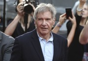 Watch Harrison Ford's near-miss while landing a plane at a California airport