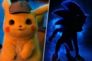 Which video game movie are you more excited about: 'Detective Pikachu' or 'Sonic the Hedgehog'?