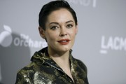 Rose McGowan claims 'HW raped me' in Twitter tirade to Amazon CEO Jeff Bezos