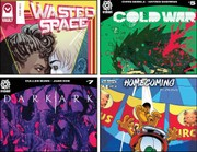 TBT #39.1: Twisted sci-fi, bent biblical epic and more in new comics