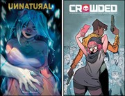 TBT #39.2: 'Unnatural' love and app-based murder coming this summer from Image Comics