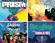 TBT #30: Colors, elements and franchises collide in new comics