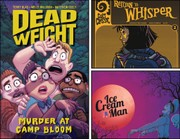 TBT #35: Weight loss camp murders, kid heists and more coming in comics