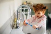 Making Your Bathroom Safe for Kids
