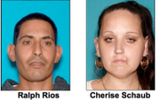 She is wanted on eluding charges, and he helped her, prosecutor says