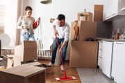 Cleaning and Other Courtesies Before the Move