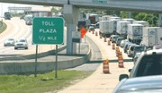 Lane closures planned for I-78 toll plaza work in Northampton, Warren counties