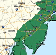 N.J. weather: Flash flood watch issued as Hurricane Michael moisture merges with rain storms